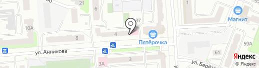 HD на карте Йошкар-Олы