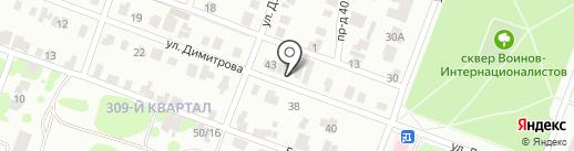 Авто доктор на карте Йошкар-Олы