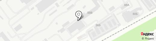 Торговая компания на карте Йошкар-Олы