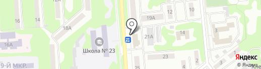 Hot food на карте Йошкар-Олы
