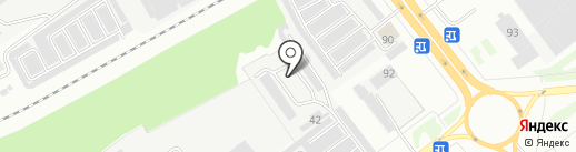 Дельта-Плюс на карте Йошкар-Олы