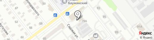 Угона.нет на карте Йошкар-Олы