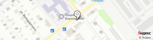 Мебельный магазин на карте Йошкар-Олы