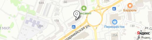 N`IT contact на карте Йошкар-Олы