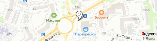 Дом.ru на карте Йошкар-Олы