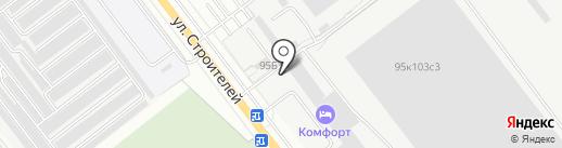 Фирма по изготовлению памятников на карте Йошкар-Олы