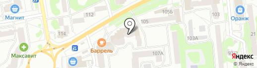 АльфаКидс на карте Йошкар-Олы