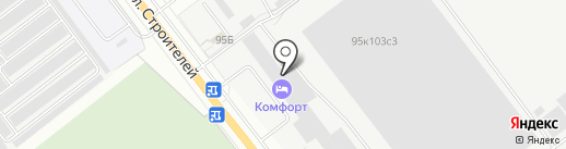 АгентПлюс на карте Йошкар-Олы