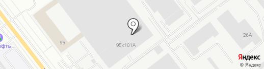 Камеллан на карте Йошкар-Олы