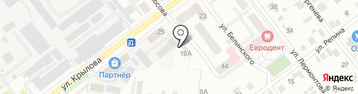 ПРЕМЬЕР-ПЛАСТ на карте Йошкар-Олы