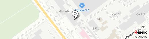 3x3 Records на карте Йошкар-Олы