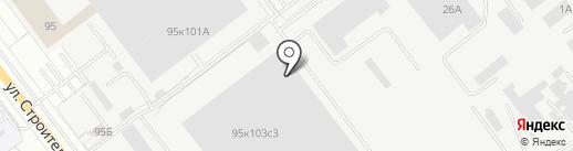 Верона на карте Йошкар-Олы