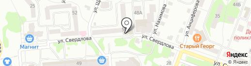 FreshTime на карте Йошкар-Олы