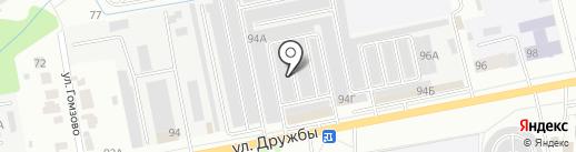 Auto-xenon12.ru на карте Йошкар-Олы
