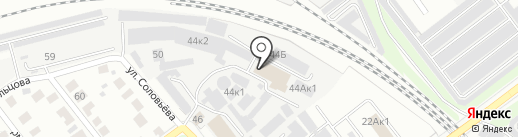 Avtoman на карте Йошкар-Олы
