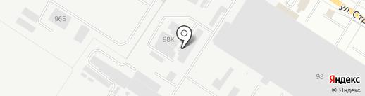 Двери12 на карте Йошкар-Олы