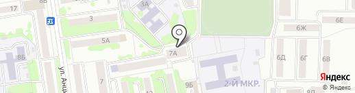1С: Первый Бит на карте Йошкар-Олы