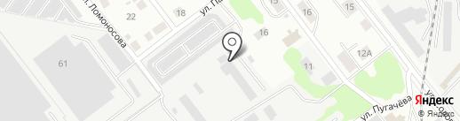 Great Sound на карте Йошкар-Олы