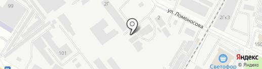 Линк Мастер на карте Йошкар-Олы