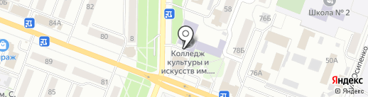 Like на карте Йошкар-Олы