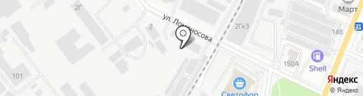 Авокадо на карте Йошкар-Олы