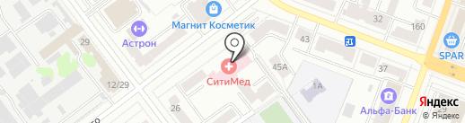 D-Color на карте Йошкар-Олы
