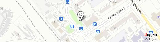 Буфет на карте Йошкар-Олы