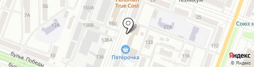 Slim stile на карте Йошкар-Олы