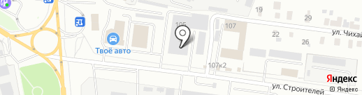 Тахосервис на карте Йошкар-Олы