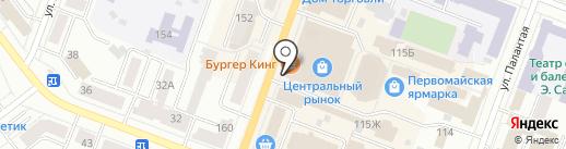 Zifa на карте Йошкар-Олы