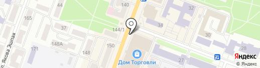 S.Lavia на карте Йошкар-Олы