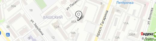 Адвокатская палата Республики Марий Эл на карте Йошкар-Олы