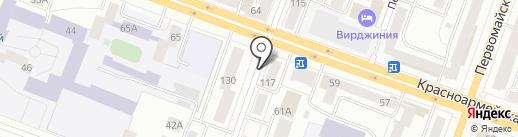 ГозЗайм, КПКГ на карте Йошкар-Олы