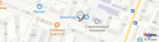 Подари на карте Йошкар-Олы