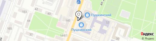 ArtPrint на карте Йошкар-Олы