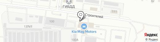 MariLand на карте Йошкар-Олы