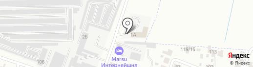 Производственная фирма на карте Йошкар-Олы