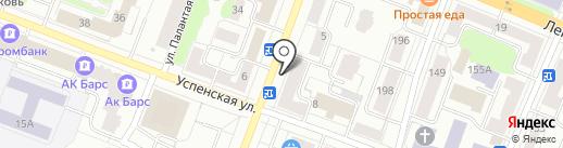 Антикварная лавка на карте Йошкар-Олы