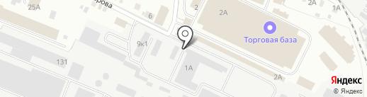 Город, МУП на карте Йошкар-Олы