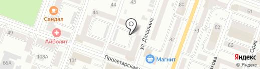 Магазин слуховых аппаратов на карте Йошкар-Олы