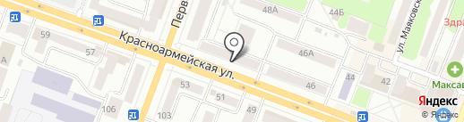 МигКредит на карте Йошкар-Олы
