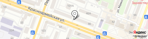 Мои окна на карте Йошкар-Олы