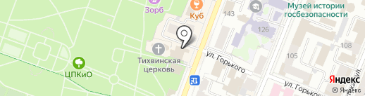 НЭО компания на карте Йошкар-Олы