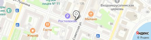 Почта России, ФГУП на карте Йошкар-Олы