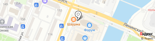 Freshstylе на карте Йошкар-Олы