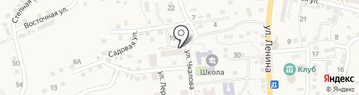 МОИ ДОКУМЕНТЫ на карте Ильинки