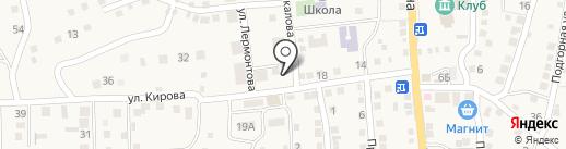 Ferroli на карте Ильинки