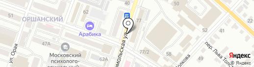 Первая компания по ремонту окон на карте Йошкар-Олы