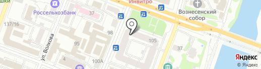 Cheese Photo на карте Йошкар-Олы