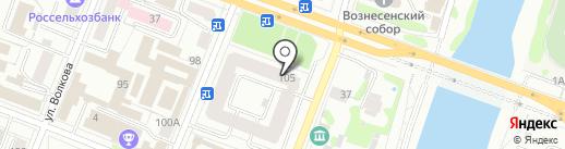 Все инструменты.ру на карте Йошкар-Олы